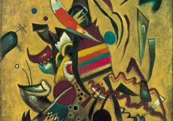 149 lat temu urodził się Wassily Kandinsky