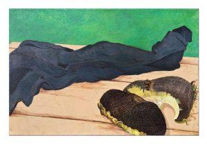 Wojciech Szybist_Martwa natura dla Van Gogha