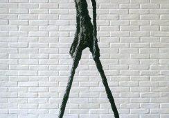 Świat sztuki upamiętnia 50 rocznicę śmierci Alberto Giacometti'ego