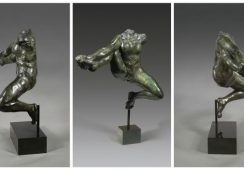 8 milionów funtów za rzeźbę Augusta Rodin'a na aukcji w Sotheby's