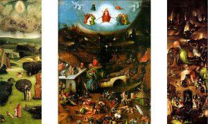 Hieronim Bosch, Sąd Ostateczny