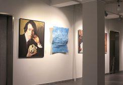 Salon Zimowy w Galerii Stalowa. Artyści z Kompasu Młodej Sztuki 2015