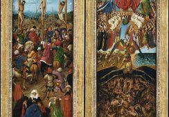 Niedawno odkryty rysunek Jana van Eyck'a po raz pierwszy na wystawie zagranicznej