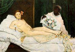 Luksemburska artystka Deborah de Robertis aresztowana w Muzeum Orsay