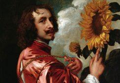Zatrzymano złodziei XVII wiecznego obrazu autorstwa van Dycka