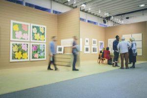 Armory Show, Nowy Jork, fot. Roberto Chamorro, źródło: materiały prasowe