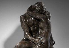 """Rekordowy """"Pocałunek"""" Rodina na aukcji w Paryżu"""