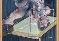 """Obraz """"Dwie figury"""" Francisa Bacona, wyceniony na 7 milionów funtów wystawiony na sprzedaż"""