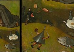 Dzieło Boscha odkryte w magazynie amerykańskiego muzeum