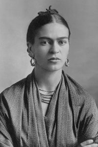 Frida Kahlo, fot. Guillermo Kahlo