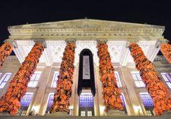 Pomnik dla uchodźców stworzony przez Ai Weiweia w Berlinie
