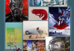 Aukcja CITY LIGHTS 2016 street art i współcześni… w Domu Aukcyjnym NEXT – Aukcje Sztuki w Bygdoszczy