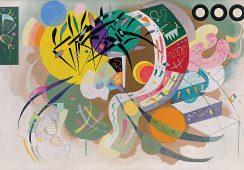 """Wystawa """"From Kandinsky to Pollock"""" w Palazzo Strozzi we Florencji"""