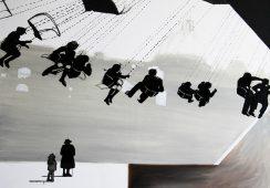 Artyści STALOWEJ w Rampie