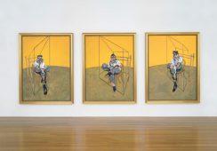 Pięć obrazów Francisa Bacona skradzionych z prywatnej kolekcji w Madrycie