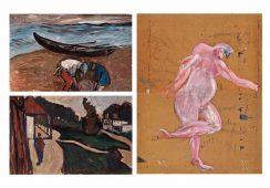 Nieukończony obraz Francisa Bacona odkryty przez Christie's