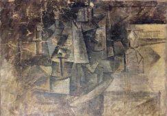 Skradziony Picasso po 15 latach na stałej ekspozycji w Centre Pompidou