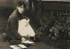Największa wystawa Georgii O'Keeffe w Tate Modern