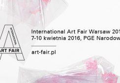 International Art Fair Warsaw 2016 – pierwsze międzynarodowe targi sztuki XX i XXI wieku w Polsce
