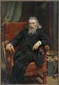 """Jan Matejko, """"Autoportret"""" 1892. Źródło: Muzeum Narodowe w Warszawie"""