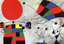 114 prac Joan Miró na wystawie w Mediolanie