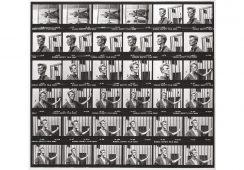 Nieznane fotografie Davida Bowiego autorstwa Newtona wystawione na sprzedaż
