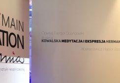 """Sztuka spod znaku nadrealności i metafizyki – fotorelacja z wystawy """"Medytacja i Ekspresja"""" by mia Art Gallery"""