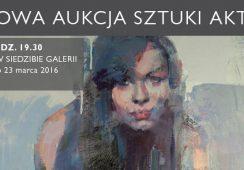 XIX STALOWA Aukcja Sztuki Aktualnej