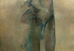 Nie tylko Beksiński – relacja z aukcji dzieł sztuki z kolekcji Anny i Piotra Dmochowskich