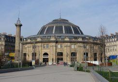 Nowe muzeum sztuki współczesnej w Paryżu