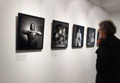 Ryszard Horowitz, portrety nieznane – fotorelacja z wernisażu w Ney Gallery&Prints