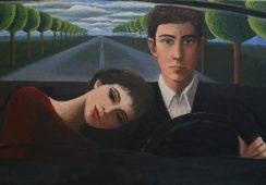 """Wystawa malarstwa Katarzyny Karpowicz """"Genius Loci"""" w Galerii Artemis"""