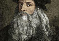 564. rocznica urodzin mistrza Leonardo