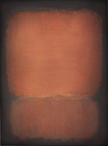Mark Rothko, No. 10, 1958, źródło: Christie's