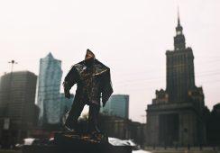 Relacja z wystawy Pawła Orłowskiego w Muzeum im. Bolesława Biegasa w Warszawie