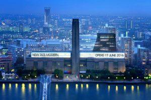 Tate Modern, Londyn, żródło: materiały prasowe