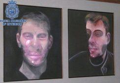 Podejrzani o udział w kradzieży obrazów Bacona  aresztowani w Hiszpanii