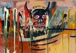 Skradzione na Majorce dzieło Basquiata odzyskane