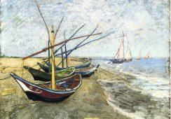 31 słynnych prac Vincenta van Gogha na wystawie w Arles