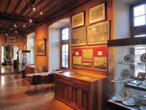 Wnętrze Muzeum, źródło: Muzeum Polskie w RapperswiluWnętrze Muzeum, źródło: Muzeum Polskie w Rapperswilu
