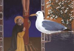 Wystawa malarstwa Jarosława Modzelewskiego we wrocławskiej Galerii Arttrakt