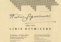 """Wystawa """"Wacław Szpakowski (1883–1973). Linie rytmiczne"""" we Wrocławiu"""