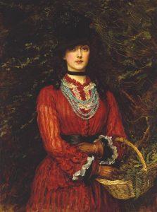 John Everett Millais, Miss Eveleen Tennant, 1874