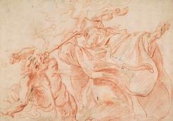 Unikatowe rysunki Rubensa i van Dycka na wystawie w Edynburgu