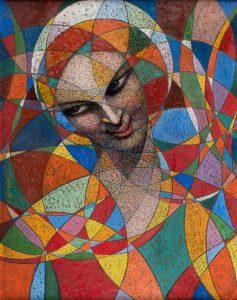 Boleslaw Biegas, Portret Sferyczny, źródło: Polswiss Art