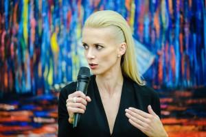 Iwona Staroszczyk, właścicielka Galerii Limited Edition