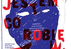 """Wernisaż wystawy """"Kim jestem, co robię"""" w galerii officyna art&design"""