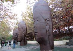 6. edycja współczesnej rzeźby w przestrzeni miejskiej otwarta w Londynie