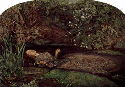 187 lat temu urodził się słynny Prerafaelita John Everett Millais