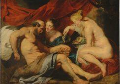 Dzieło Rubensa najdroższym obrazem dawnego mistrza w Chirstie's